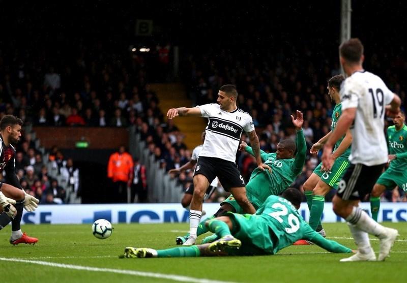 فوتبال دنیا، تقسیم امتیازات میان فولام و واتفورد در شروع هفته ششم لیگ برتر جزیره