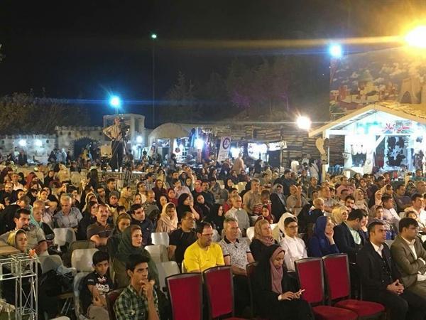 دومین شب فرهنگی خوزستان در جشنواره ملی چارسوق برگزار گردید