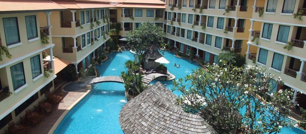 آشنایی با هتل 4 ستاره پاتونگ پاراگون پوکت