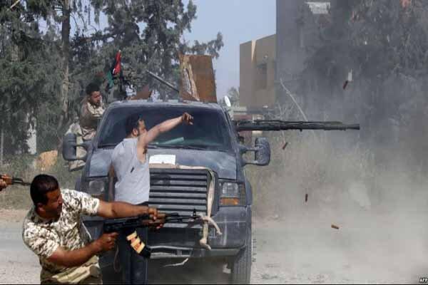 موافقت دولت وفاق ملی لیبی با آتش بس در عید قربان