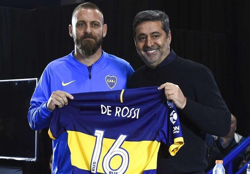 دروسی: بوکاجونیورز پرشورترین هواداران فوتبال را دارد