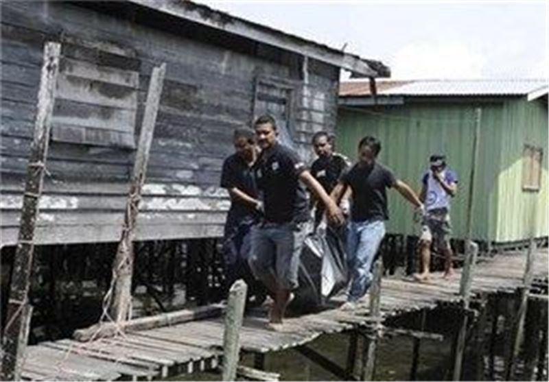 کشته شدن 13 فیلیپینی مسلح توسط ارتش مالزی