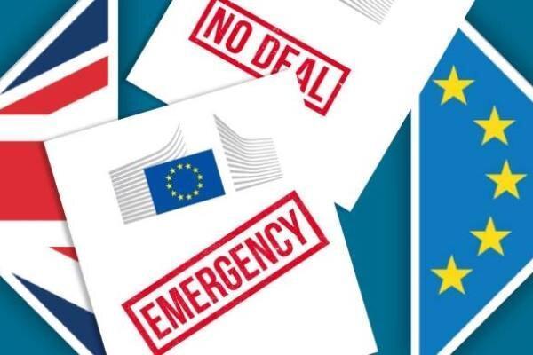 سناریوهای احتمالی خروج بدون توافق انگلیس از اتحادیه اروپا