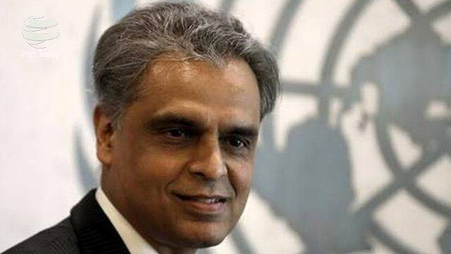 انتقاد سفیر هند در سازمان ملل از مداخله بین المللی در مساله کشمیر