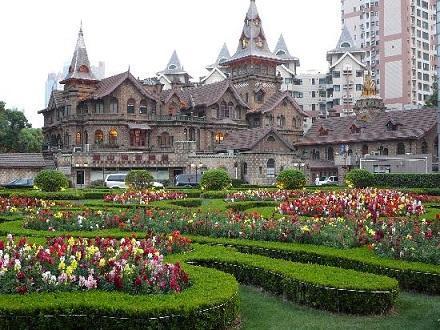 ویلاهای مولر، هتلی تاریخی در قلب شانگهای