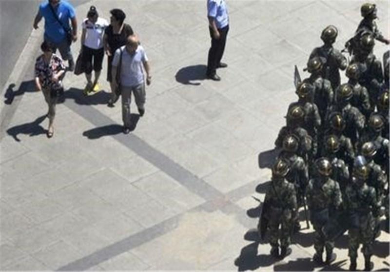 11 کشته در حمله به یک مرکز پلیس در سین کیانگ چین
