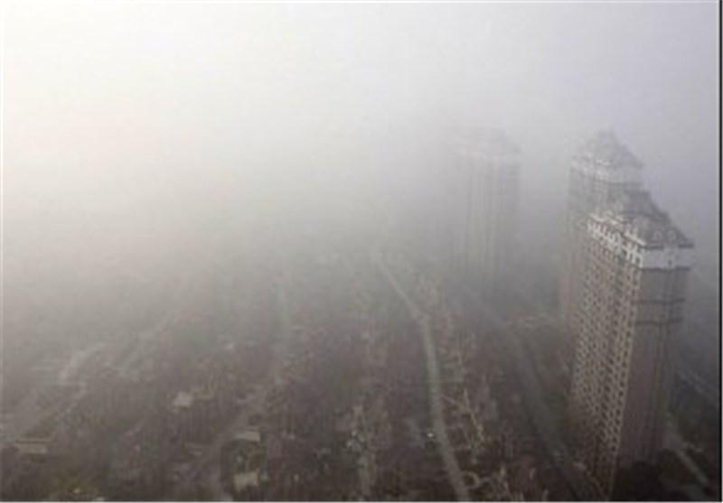 مه غلیظ منجر به لغو 106 پرواز در چین شد