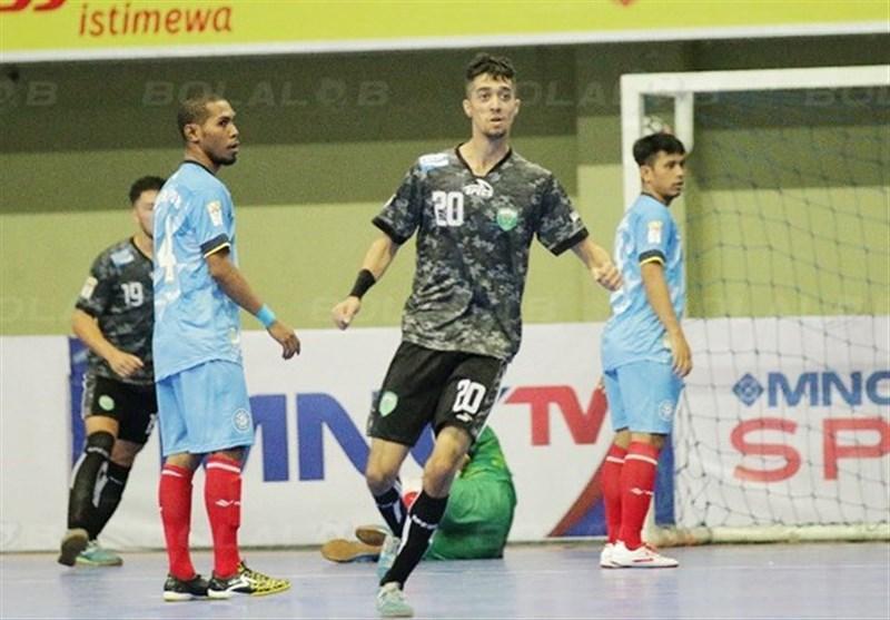 عابدین: من در واموس تنها بودم، بازیکنان این تیم فقط به زبان اندونزیایی صحبت می نمایند