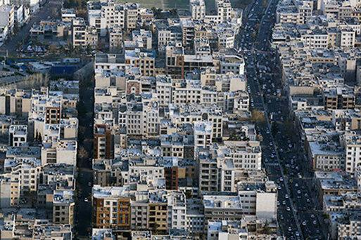 مسکن در تهران: کاهش در قیمت و معاملات