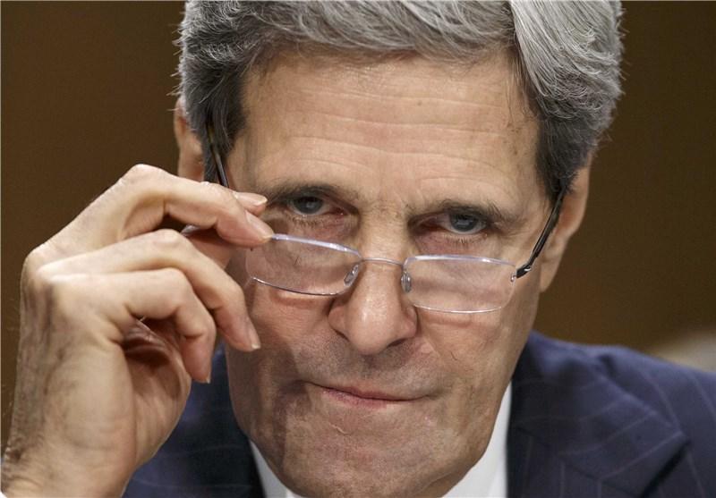 واشنگتن: کری در چین درباره مسائل ایران گفت وگو می نماید
