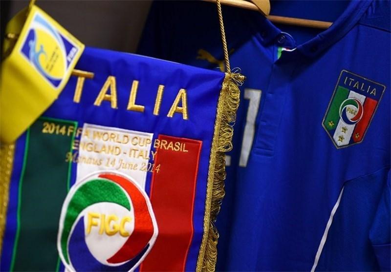 هشدار به ملی پوشان ایتالیا برای استفاده از شبکه های اجتماعی