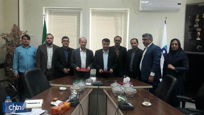 امضای تفاهم نامه توسعه گردشگری در حاشیه سدها و منابع آبی استان گلستان