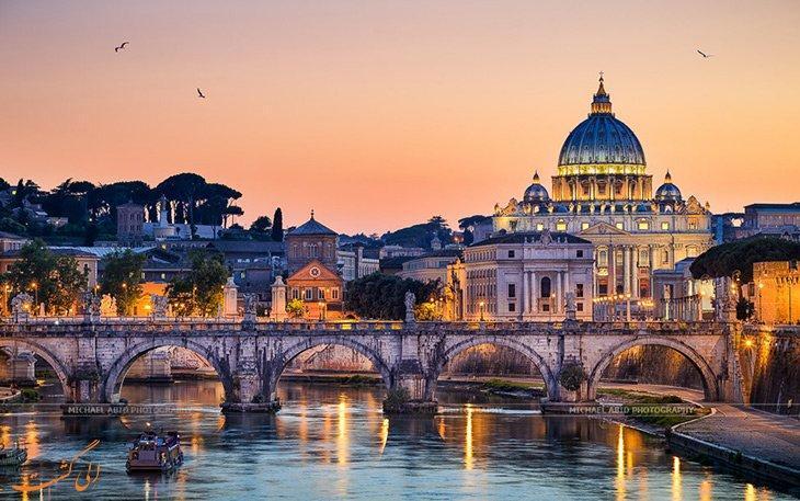 راهنما سفر به رم ایتالیا