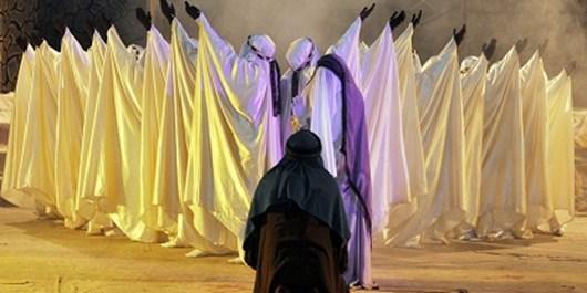 نمایش های آیینی - مذهبی که در ایام عزاداری اربعین حسینی اجرا می شوند
