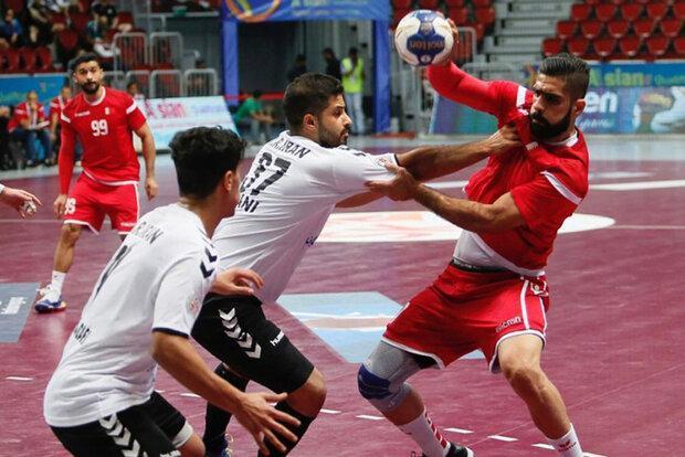 تیم ملی هندبال ایران با بحرین و نیوزلند همگروه شد