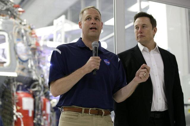 رئیس ناسا: کپسول دراگون اوایل 2020 عملیاتی می گردد
