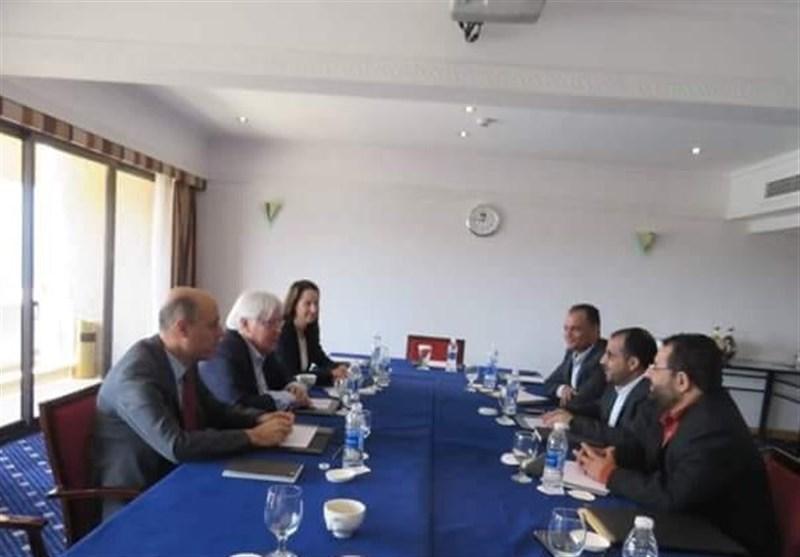 تحولات سیاسی و امنیتی یمن، دیدار فرستاده سازمان ملل با تیم مذاکره کننده صنعا در مسقط