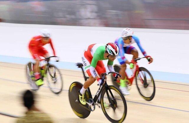 رکابزن ملی پوش پس از ناکامی در آسیا: از مسابقات دور هستیم