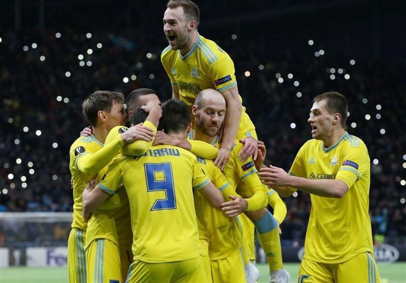لیگ اروپا، منچستریونایتد با جوانانش در بازی تشریفاتی بازنده شد، ترابزون در حضور 70 دقیقه ای حسینی مغلوب و حذف شد