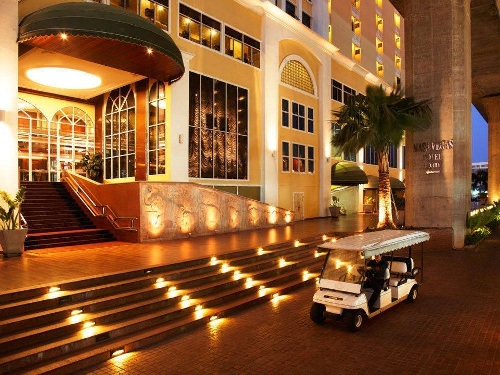 هتل 3 ستاره ناسا وگاس بانکوک