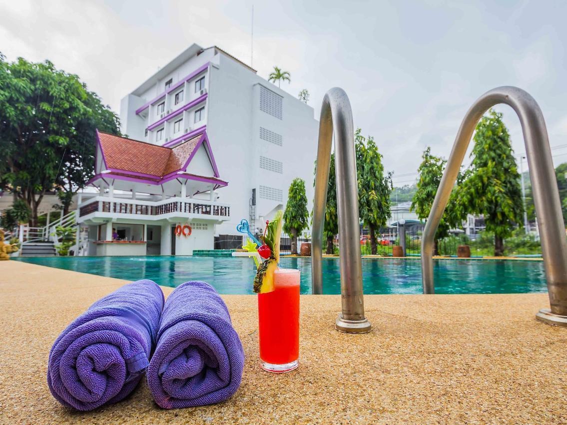 هتل 3 ستاره زینگ پاتایا