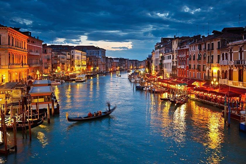 سفر 3 روزه به ونیز