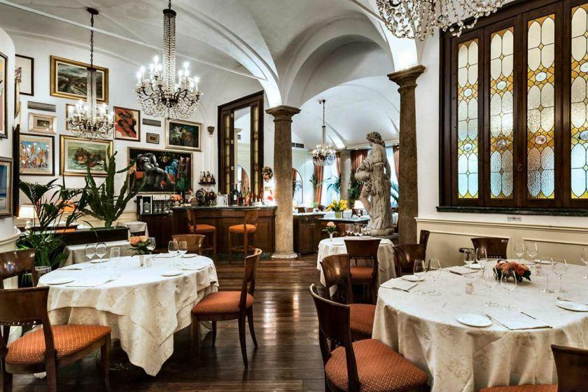رستوران های میلان؛ ایتالیا