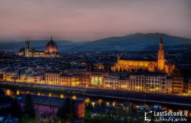 زیبا ترین شهرهای جهان : فلورانس، ایتالیا