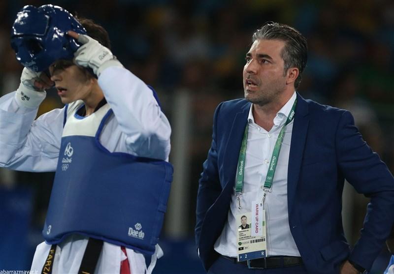 بی باک: مردانی شایسته کسب مدال المپیک است، باید مشکل کنترل و عدم مدیریت ملی پوشان رفع گردد