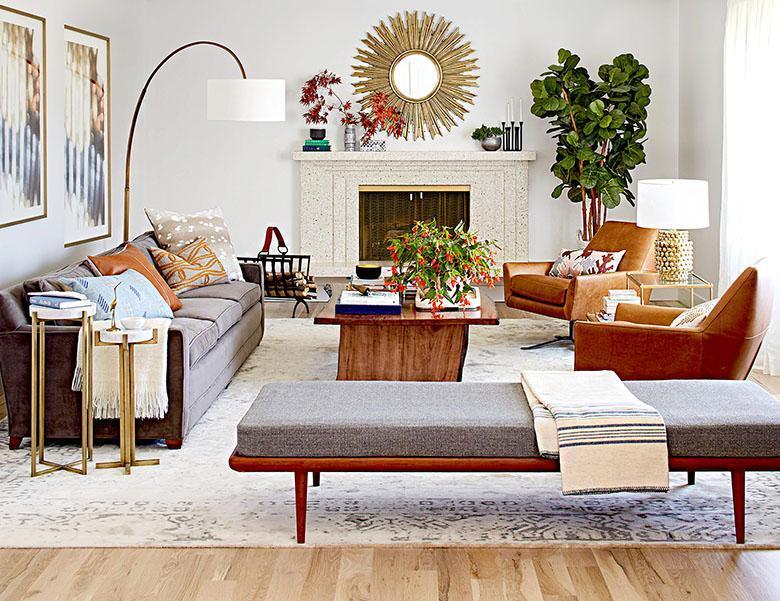 8 سبک طراحی داخلی خانه پرطرفدار در سال 2020