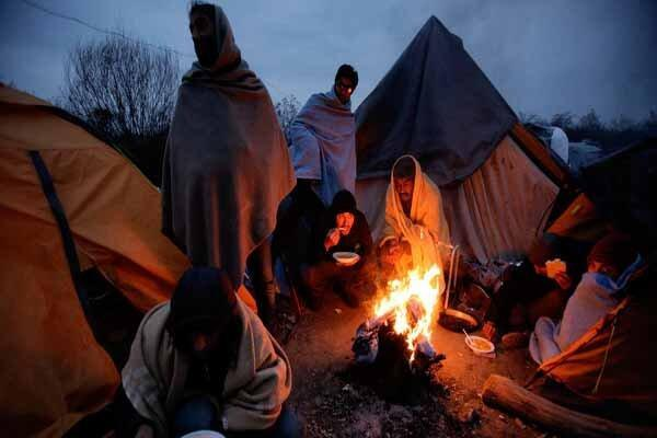 افزایش ورود مهاجران از ترکیه به اروپا