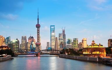 شانگهای بزرگترین شهر چین