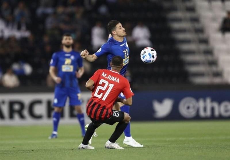 اعلام برنامه بازی های استقلال در گروه A لیگ قهرمانان آسیا