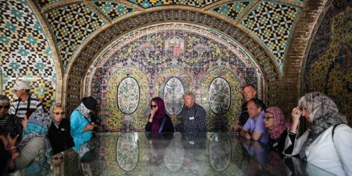 آلمانی ها نخستین گردشگران خارجی ایران در سال 95