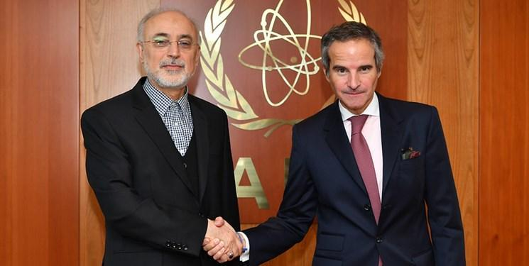 صالحی: گروسی در فرصت مناسب به ایران سفر می نماید