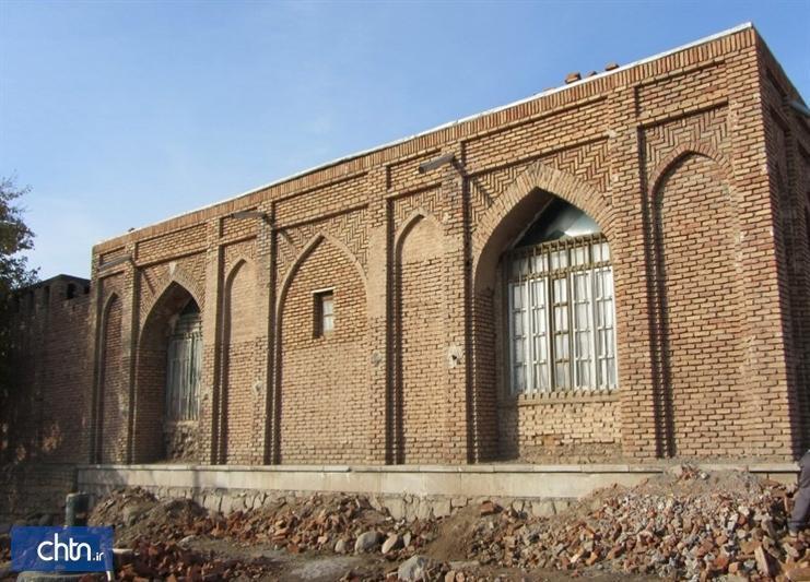مرمت 2 مسجد تاریخی و یک امام زاده در عجب شیر به انتها می رسد