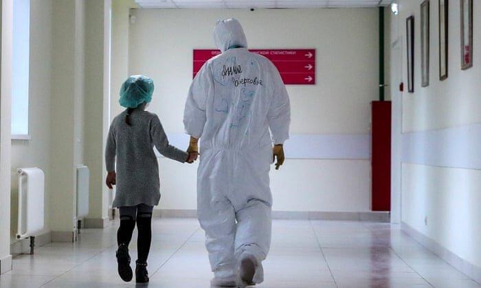 6200 بیمار کرونا در یک روز ، روسیه از چین پیش افتاد ، نرخ اندک مرگ و میر