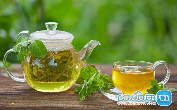 چای سبز با حساسیت های غذایی مبارزه می نماید