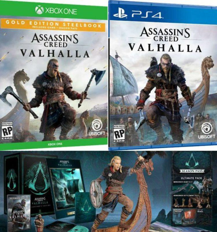 (ویدیو) تریلر بازی Assassins Creed Valhalla منتشر شد