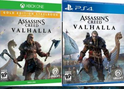 (ویدیو) تریلر بازی Assassins Creed Valhalla منتشر شد