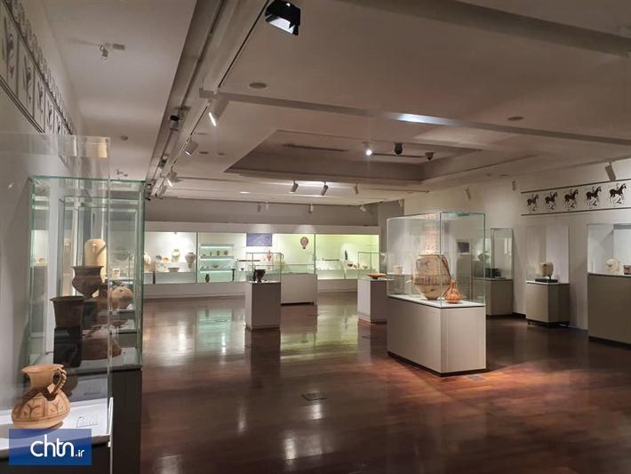 تمامی آثار و اشیای تاریخی موزه ملی ایران سالم هستند
