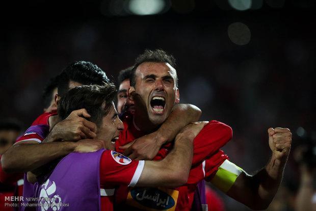 برد پرسپولیس مقابل الجزیره جزو 5 پیروزی به یادماندنی لیگ قهرمانان