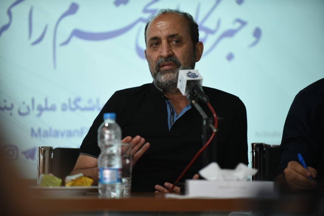 خبرنگاران اکبر میثاقیان سکان ملوان بندرانزلی را در دست گرفت