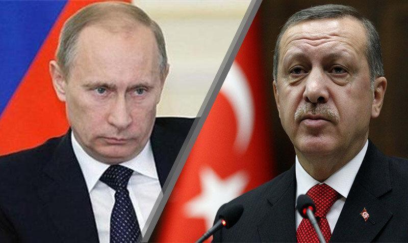 خبرنگاران پوتین و اردوغان درباره لیبی و سوریه گفت وگو کردند