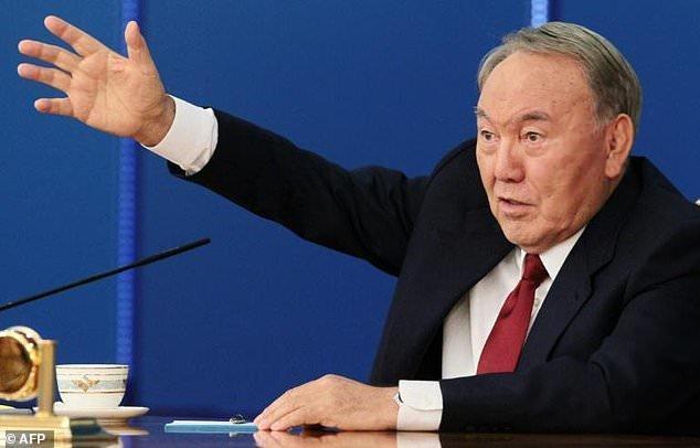 رئیس جمهوری پیشین قزاقستان به کرونا مبتلا شد