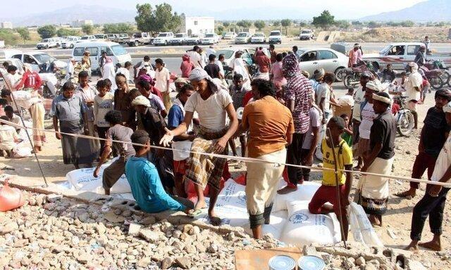 آواره شدن بیش از 100 هزار تن در یمن از ابتدای 2020