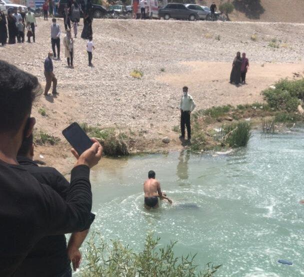 پنجمین غرق شدگی در رودخانه بشار یاسوج طی 20 روز اخیر