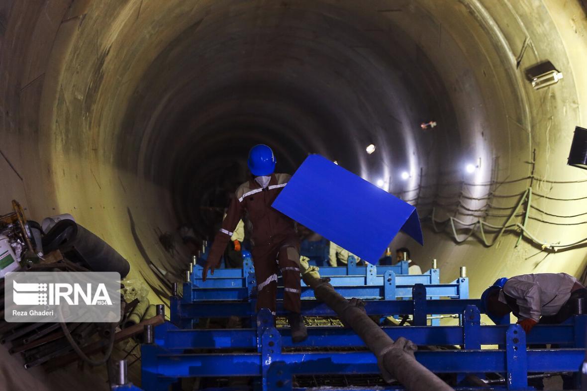 خبرنگاران جزئیات ساخت خط 10 مترو پایتخت آنالیز شد