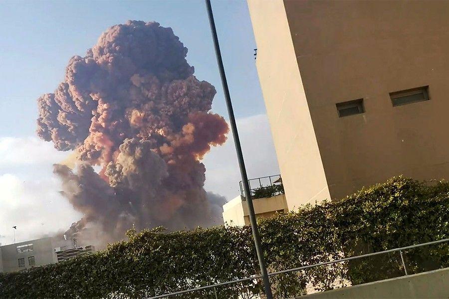 خسارت اقتصادی انفجار بیروت سقف را شکست