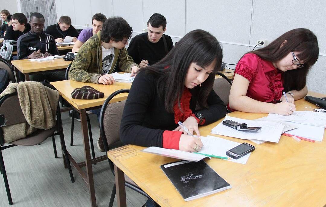 خبرنگاران مرزهای روسیه بروی دانشجویان خارجی باز شد
